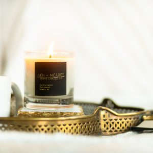 Home Fragrance, Len + McAddy Home Candle Co.